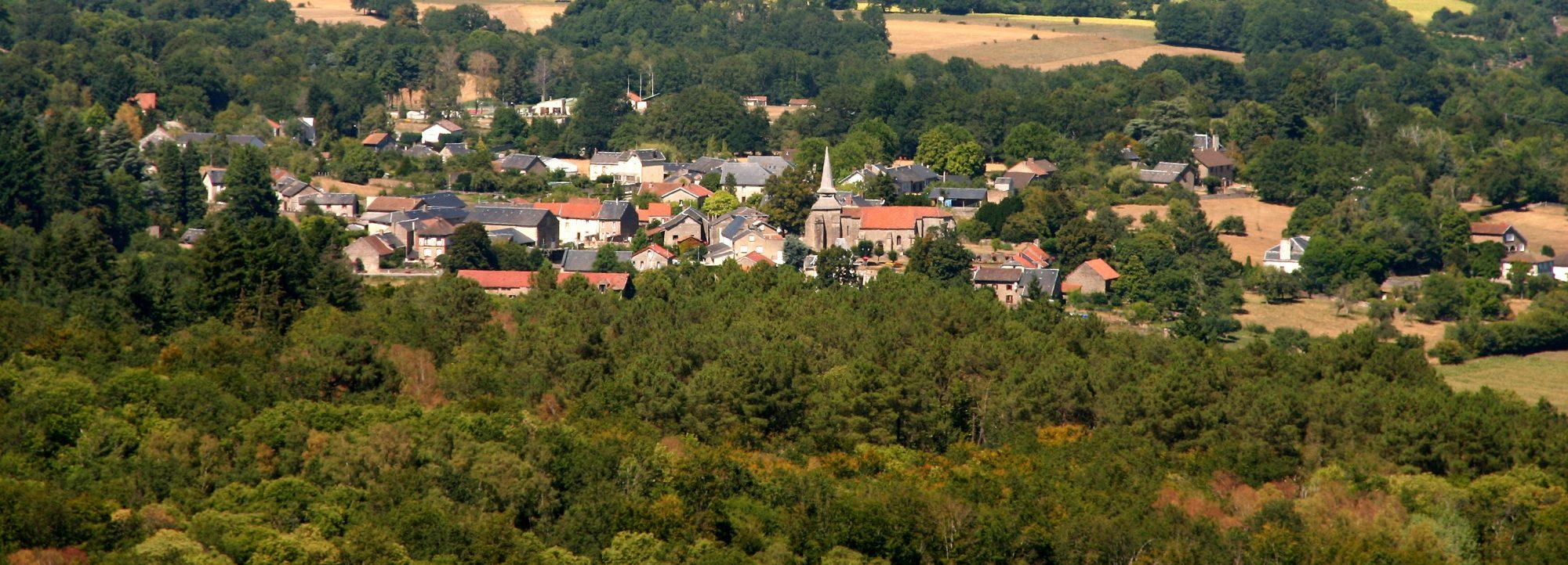 Bersac sur Rivalier (87)