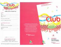 PASS CLUB 1