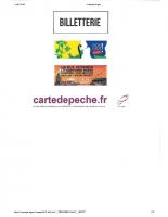 SITE CARTE DE PÊCHE